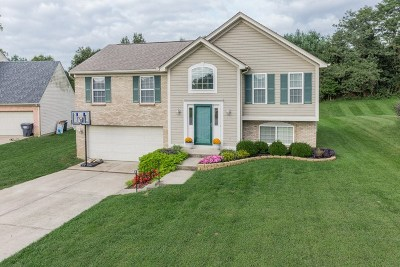 Boone County, Campbell County, Kenton County Single Family Home For Sale: 1111 Brookstone Drive