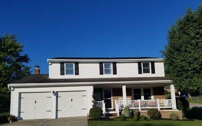 Edgewood Single Family Home For Sale: 3480 Meadowlark Drive
