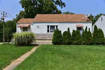 Florence Single Family Home For Sale: 3 Lucas