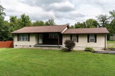 Walton Single Family Home For Sale: 14838 Salem Creek Road