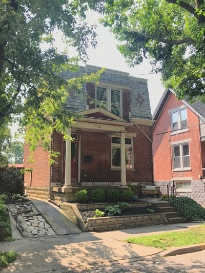 Newport Single Family Home For Sale: 712 East 7th Street