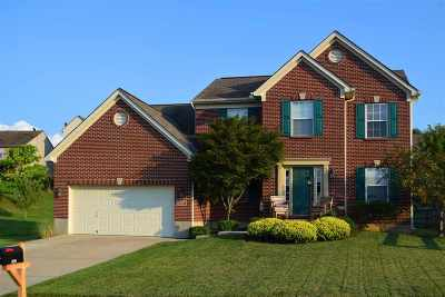 Hebron Single Family Home For Sale: 2037 Falling Water Lane