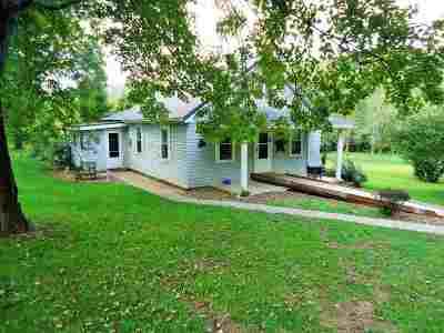 Boone County Farm For Sale: 4905 Botts Lane