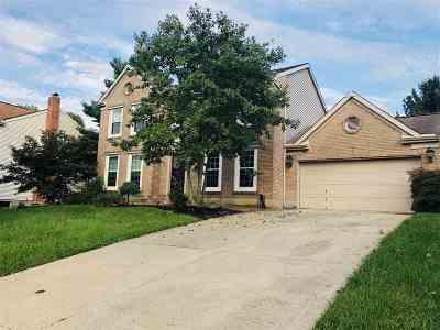 Erlanger Single Family Home For Sale: 1273 Brightleaf Boulevard
