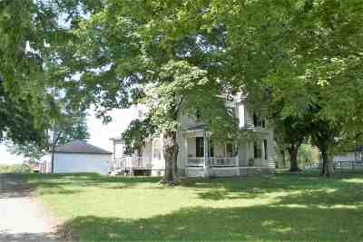 Grant County Farm For Sale: 102 South Main Street