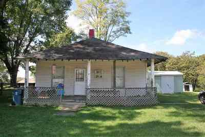 Dry Ridge Single Family Home For Sale: 100 South Main Street