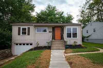 Elsmere KY Single Family Home For Sale: $129,900