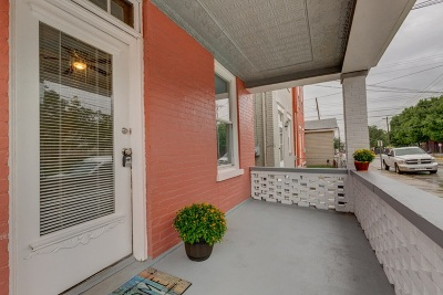 Newport Single Family Home For Sale: 12 W 9th Street