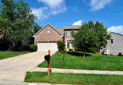 Independence Single Family Home New: 9864 Codyview Drive