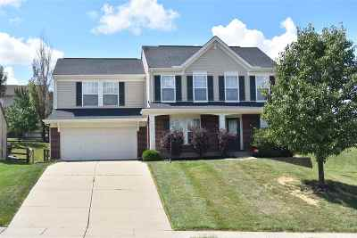 Union Single Family Home New: 9176 Belvedere
