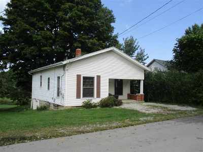 Pendleton County Single Family Home For Sale: 417 Broad Street