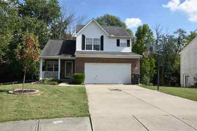 Burlington Single Family Home New: 5934 Noel Creek Lane