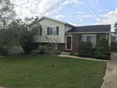Covington Single Family Home New: 1269 Hands Pike