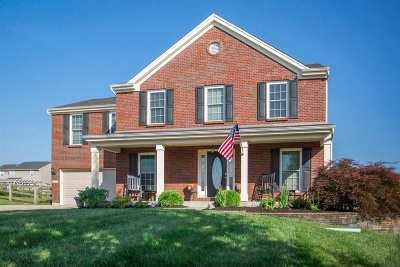Hebron Single Family Home For Sale: 2289 Peak Court