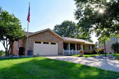 Edgewood Single Family Home For Sale: 548 Kinsella