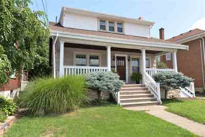 Fort Mitchell Single Family Home For Sale: 8 W Maple Avenue