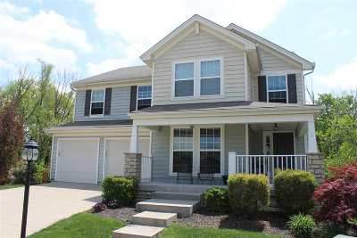Union KY Single Family Home For Sale: $274,900