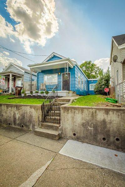 Covington Single Family Home For Sale: 1317 Holman Avenue