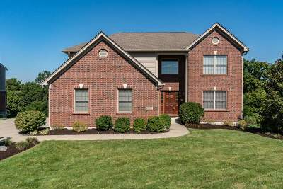 Single Family Home For Sale: 3836 Deertrail