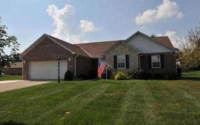 Union Single Family Home New: 8873 Richmond Road