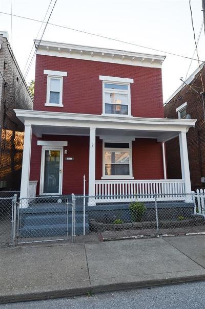 Covington Single Family Home New: 1821 Pearl Street