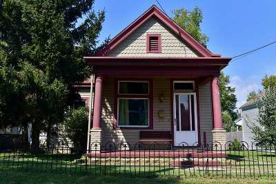 Bromley, Ludlow Single Family Home New: 114 Shelby