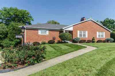 Edgewood Single Family Home New: 3022 Round Hill Court