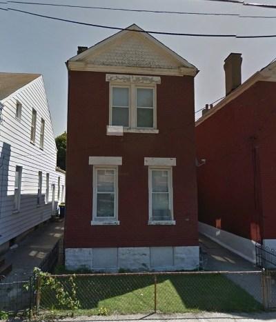 Covington Single Family Home For Sale: 1708 Banklick Street