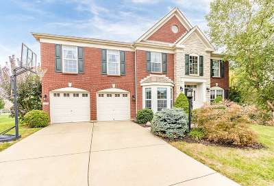 Florence KY Single Family Home New: $299,900