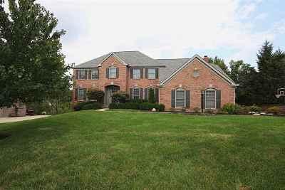 Edgewood KY Single Family Home New: $449,500