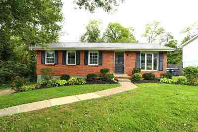 Erlanger Single Family Home New: 715 Peach Tree Lane