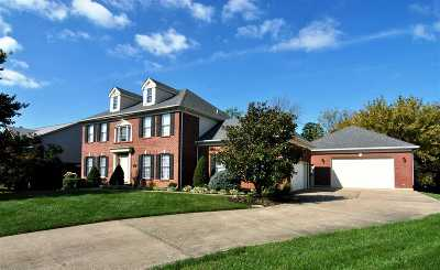 Walton Single Family Home New: 542 Mustang Drive