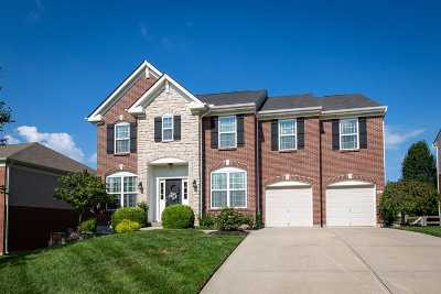 Hebron Single Family Home For Sale: 1371 Crossbend Dr