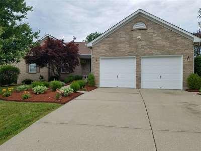 Burlington Single Family Home For Sale: 6238 Woodcrest Drive