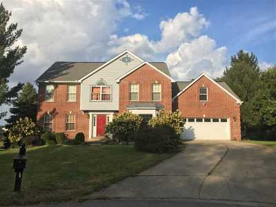 Union Single Family Home For Sale: 931 Lakepointe