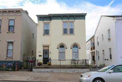 Newport Single Family Home For Sale: 418 W 10th Street
