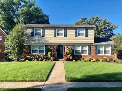 Edgewood Single Family Home For Sale: 3012 Village Drive