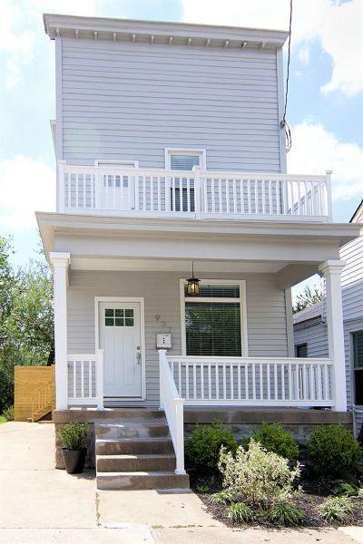 Covington Single Family Home For Sale: 937 Philadelphia Street