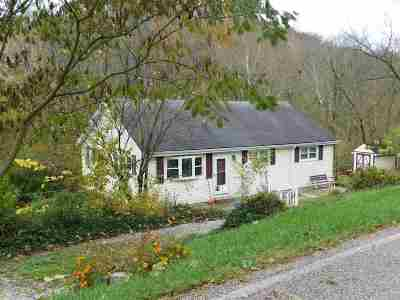Cold Spring Single Family Home For Sale: 4295 Winters Lane