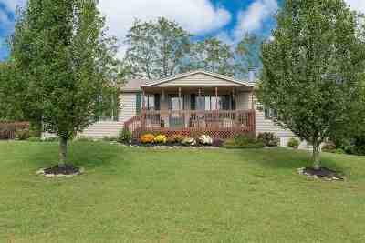Pendleton County Single Family Home For Sale: 5741 McKinneysburg Road