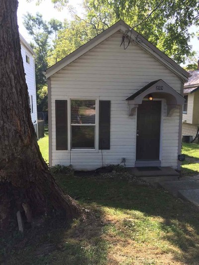 Elsmere Single Family Home For Sale: 259 Shaw