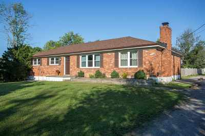 Hebron Single Family Home For Sale: 1838 Conner Road