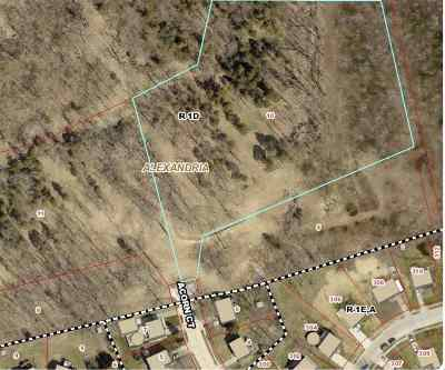 Alexandria Residential Lots & Land For Sale: 10 Acorn Court #Lot 3