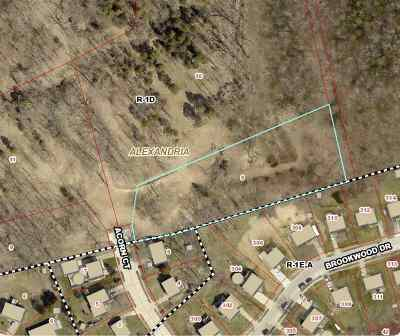 Campbell County Residential Lots & Land For Sale: 8 Acorn #Lot 4