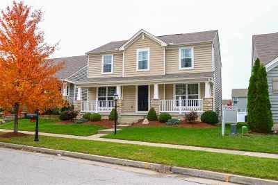 Single Family Home For Sale: 3627 Evensong Drive