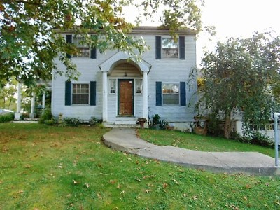 Owen County Single Family Home For Sale: 243 Seminary
