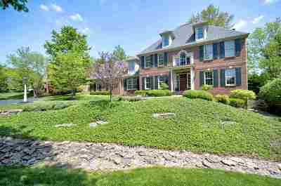 Edgewood Single Family Home For Sale: 3007 Winterbourne Road