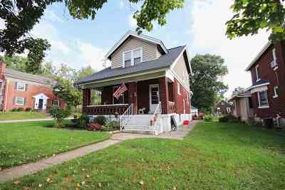 Fort Mitchell, Fort Wright Single Family Home For Sale: 15 Lake Street