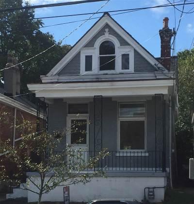 Covington Single Family Home For Sale: 1719 Holman Avenue