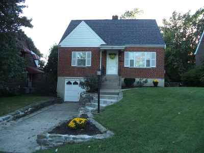 Lakeside Park Single Family Home For Sale: 29 Lakeside Avenue